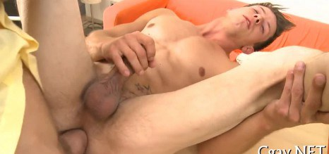 Hot Dude Loves Getting Her Ass Fucked